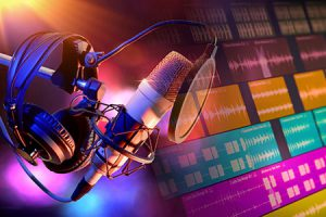 narration sound design and audio production services